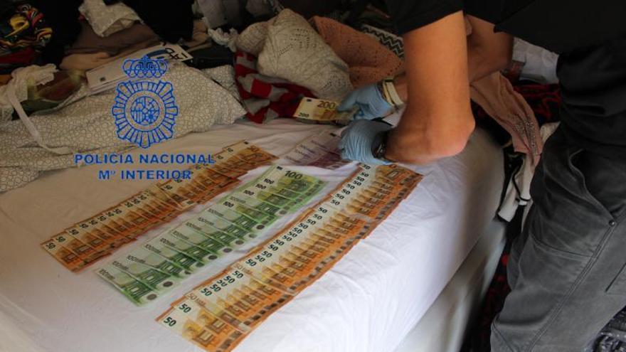 Cae una red de prostitución con 6 detenidos en la Ribera