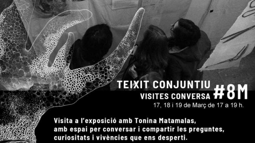 Teixit conjuntiu Visites conversa amb Tonina Matamalas