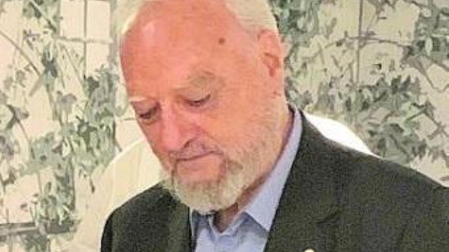 """José Luis Aranda Medina: """"La Córdoba de siempre se queda ahí, en la ciudad vieja"""""""