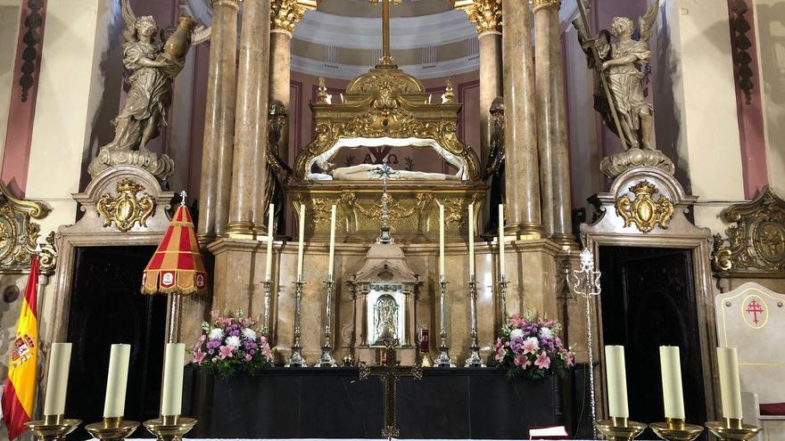 La Real Colegiata del Santo Sepulcro de Calatayud será proclamada solemnemente basílica