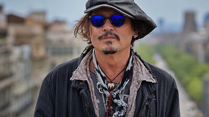 Johnny Depp rebrà  el Premi Donostia  de Sant Sebastià