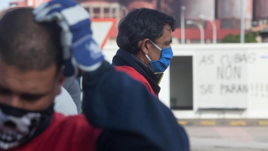 Los trabajadores de Alcoa San Cibrao recurren a la Justicia para intentar frenar el ERE