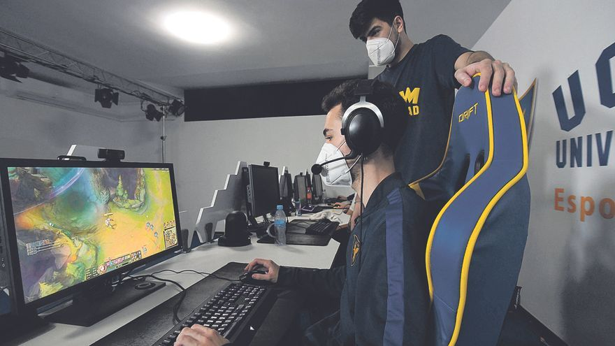 La 'Masía' de los gamers en Murcia