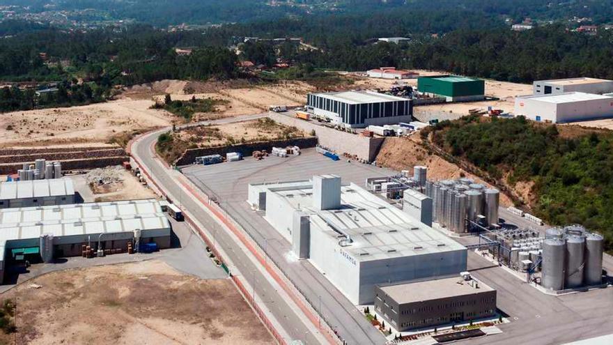 Mos, favorito para acoger la segunda planta de  Benteler en el área de Vigo