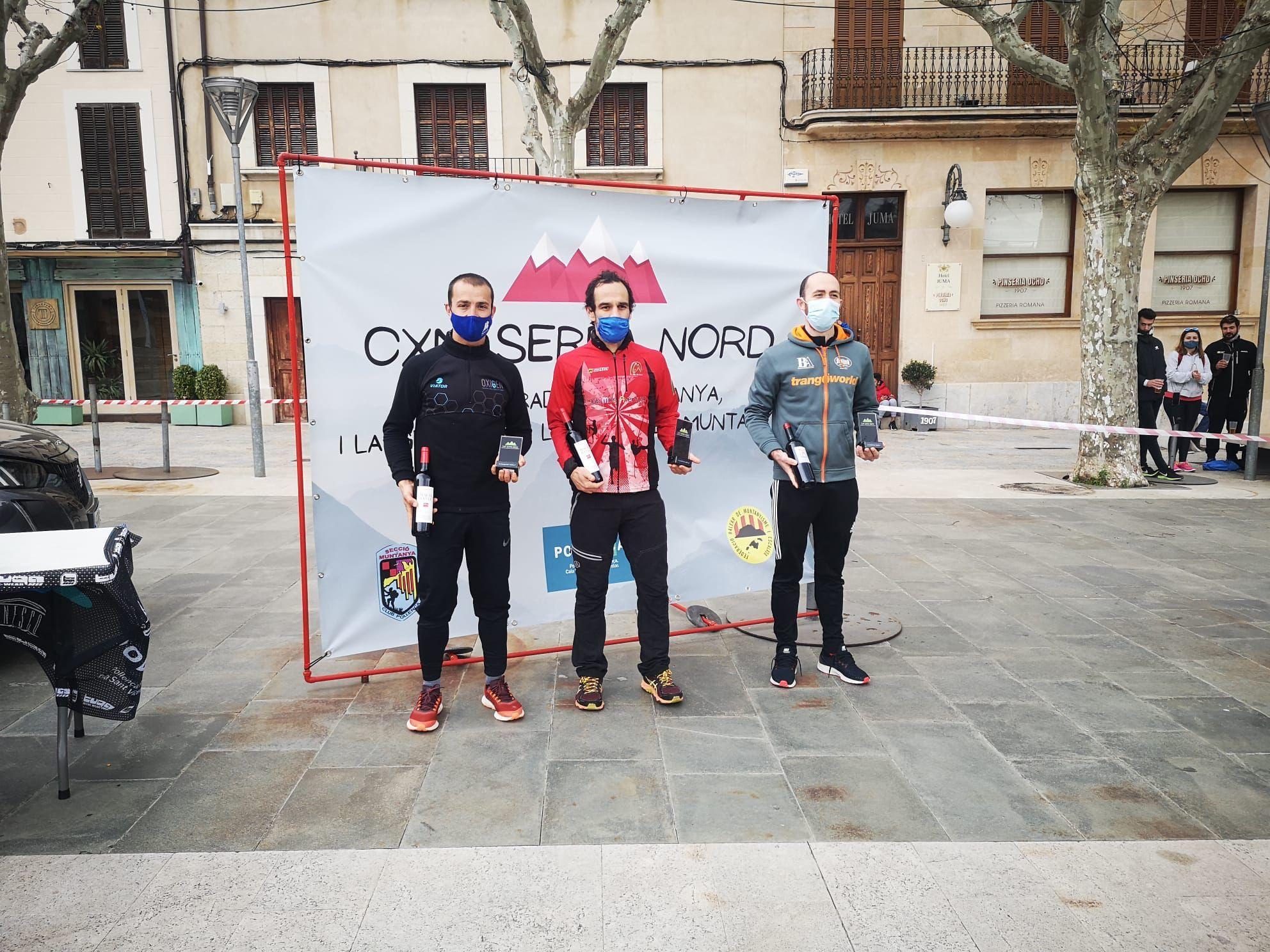 Podio masculino de la CxM Mallorca Nord del domingo.jpg