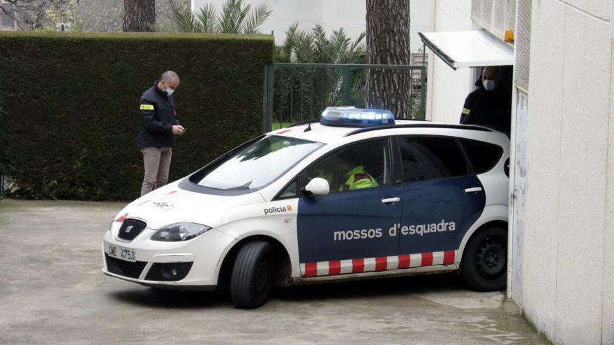Detenen una companya de feina de la infermera assassinada a Girona