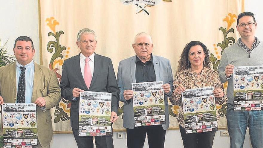 El Cartagena Efesé reunirá a veinticuatro conjuntos en su Torneo de Semana Santa