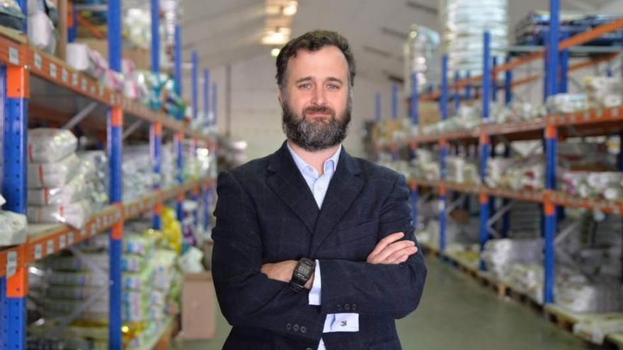 Francisco Castejón, único candidato a presidir AJE Córdoba