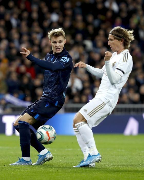 LaLiga Santander: Real Madrid-Real Sociedad
