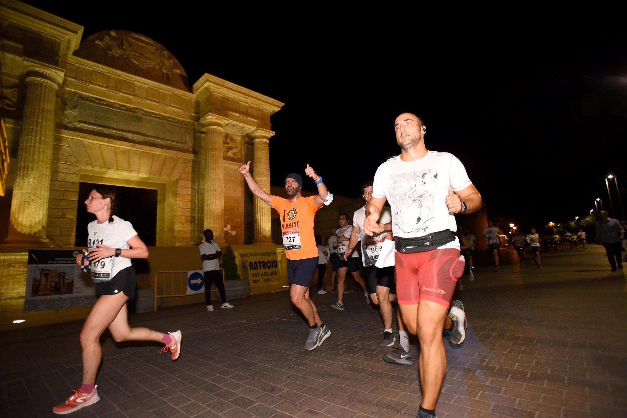 Las imágenes de la carrera Night Running de la Rock FM