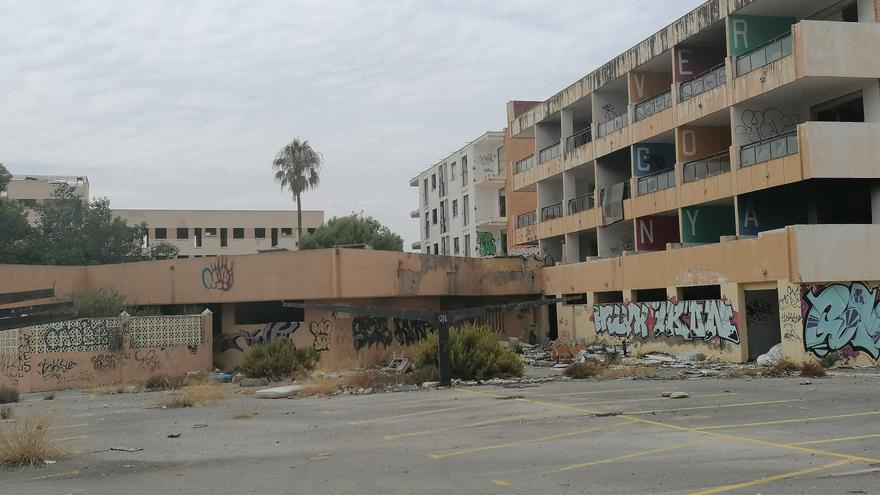 La Generalitat adjudica el derribo de la vieja residencia de tiempo libre de Sant Joan