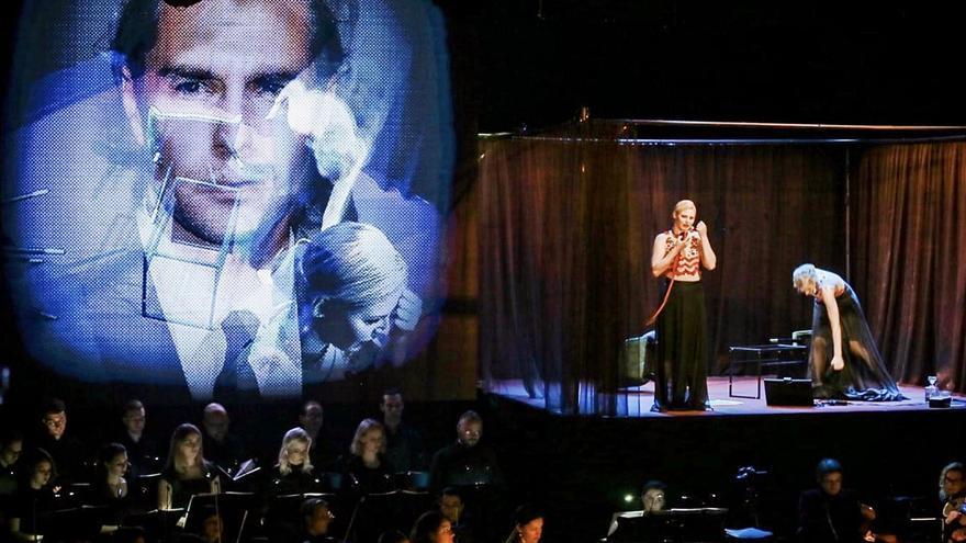 Ricardo Llorca lleva su ópera «Las horas vacías» al Teatro Real
