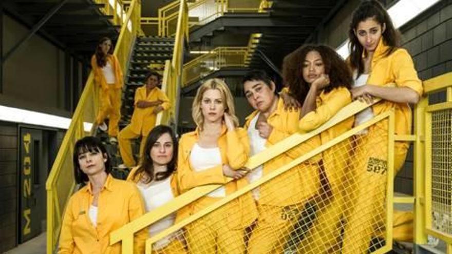 La cadena BBC produirà un «remake» de la sèrie d'Antena 3 «Vis a Vis»