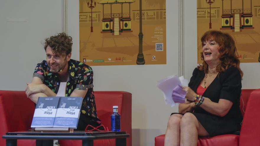 Fermín Solís cierra la feria del libro con 'Medea a la deriva'