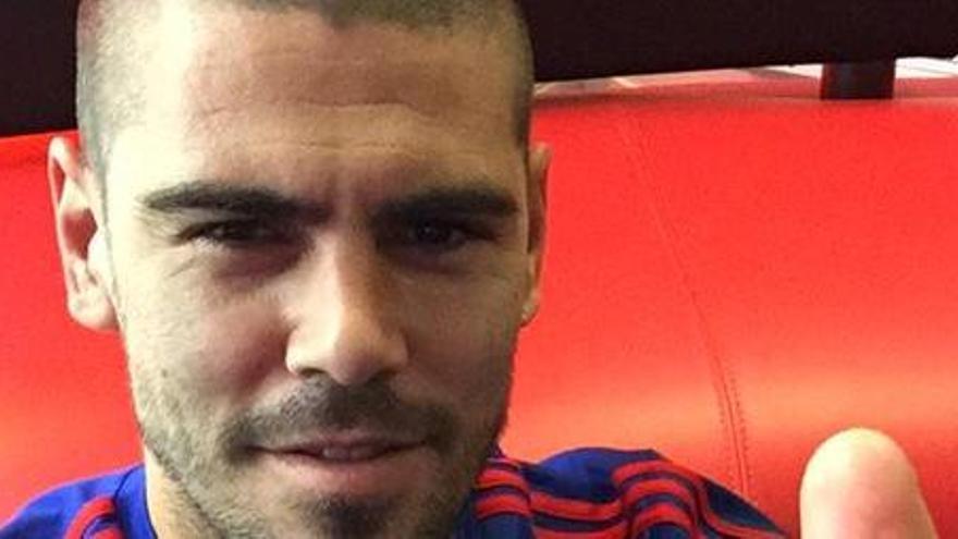 Victor Valdés cierra su etapa en el Standard de Lieja