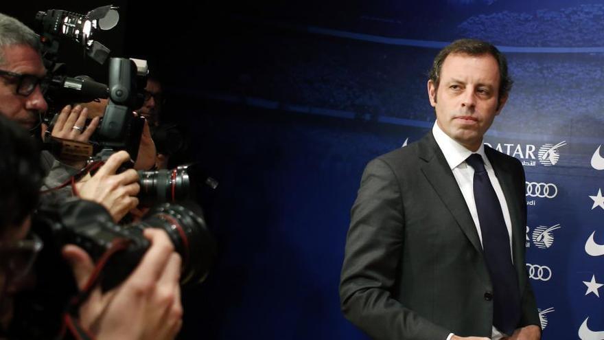 La Audiencia de Barcelona archiva la denuncia de Mediapro a Sandro Rosell