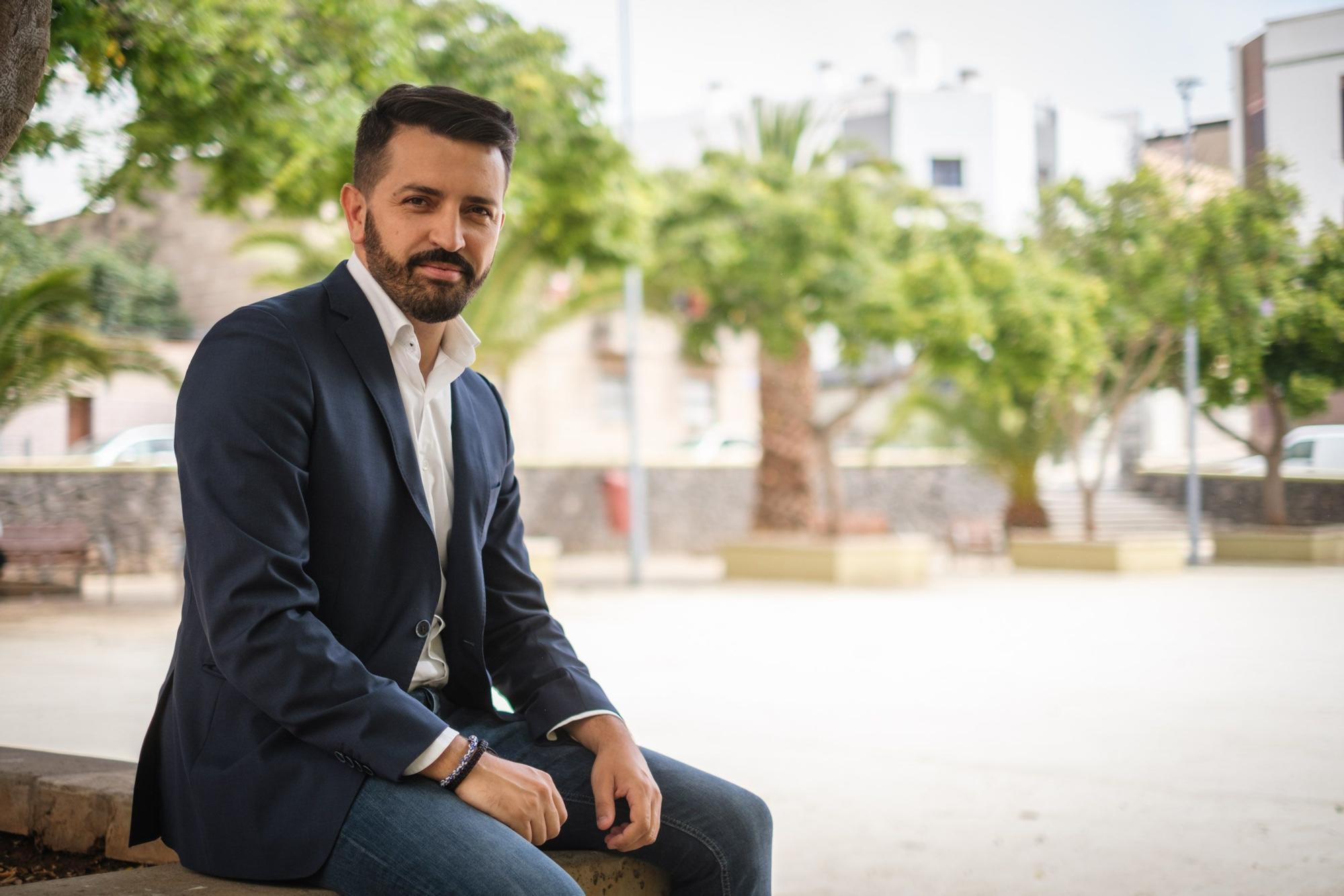 Entrevista con Jonathan Domínguez