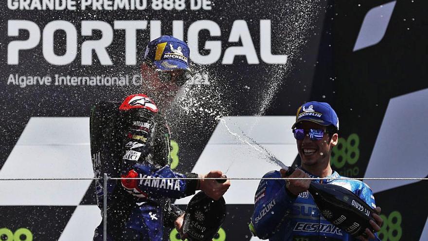 Segona victòria consecutiva per a Fabio Quartararo amb Maverick onzè