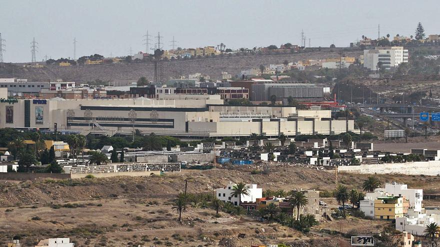 El cementerio de San Lázaro tendrá un acceso desde Las Perreras
