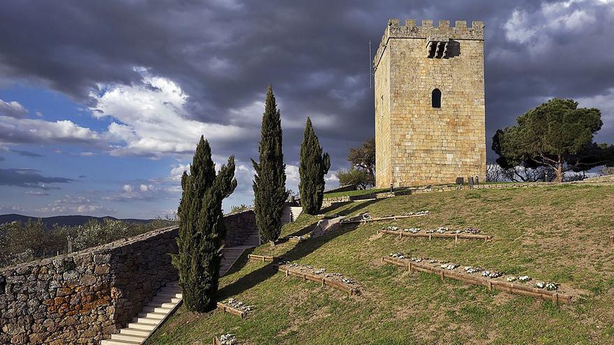Pasos a Compostela por el caminho de torres