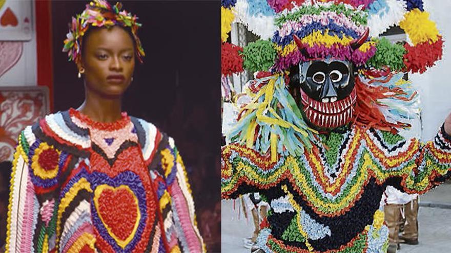 Dolce&Gabbana y 'boteiros', ¿plagio?