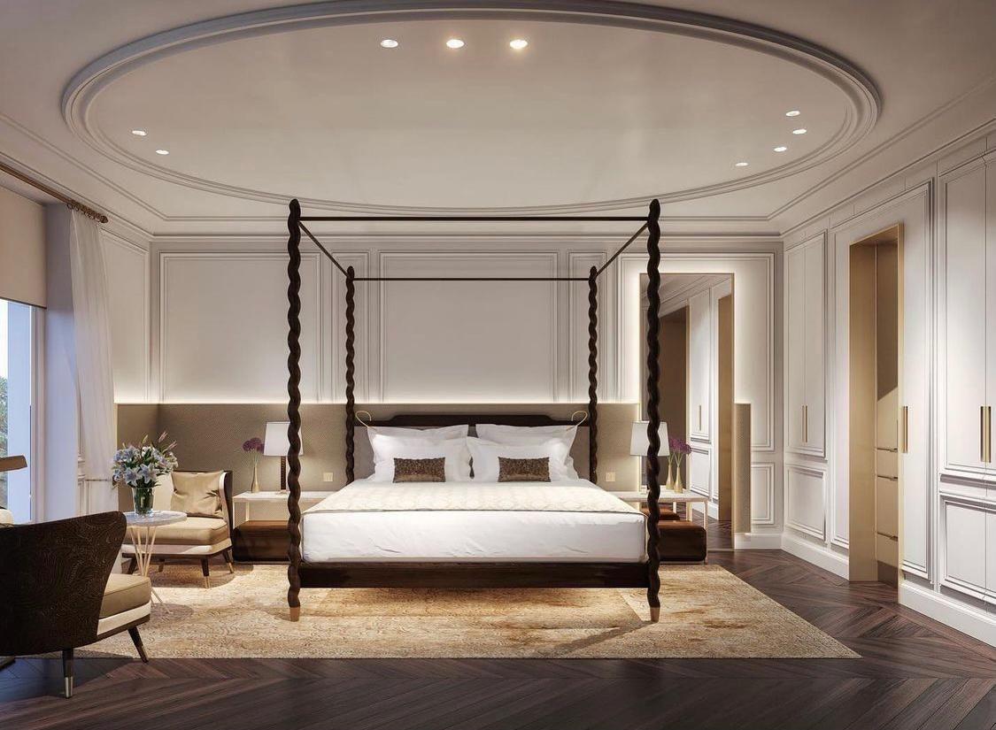 Muebles valencianos para el exclusivo Ritz de Madrid