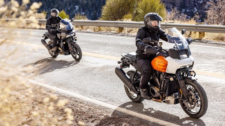 La Unión Europea quiere imponer aranceles de más del 50% a las motos Harley-Davidson