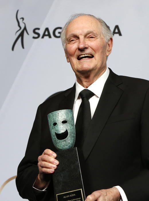 Premios del Sindicato de Actores: Alan Alda, premio de honor
