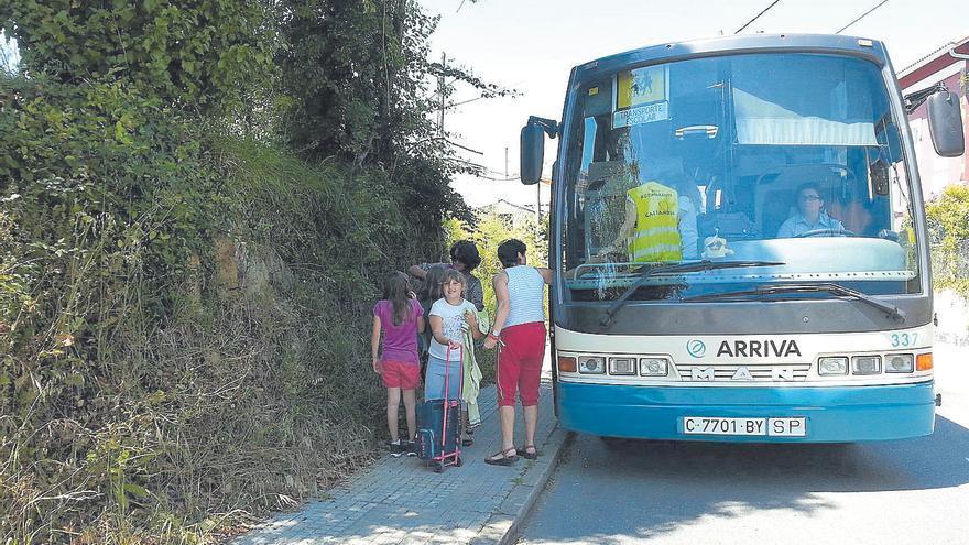 El Consello Escolar sopesará acciones para exigir a la Xunta bus para todos los escolares de Betanzos