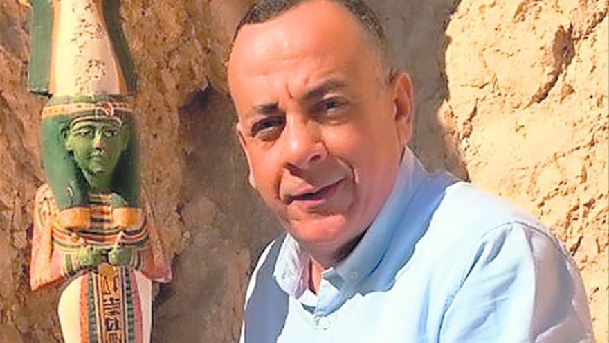 Tutankamón, a la conquista  de Giza
