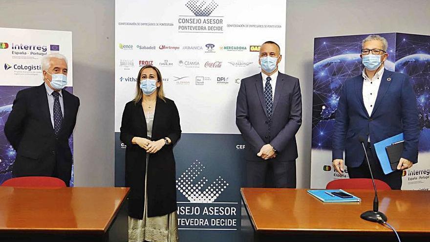 La Xunta licita dos estudios sobre infraestructuras de la Eurorregión