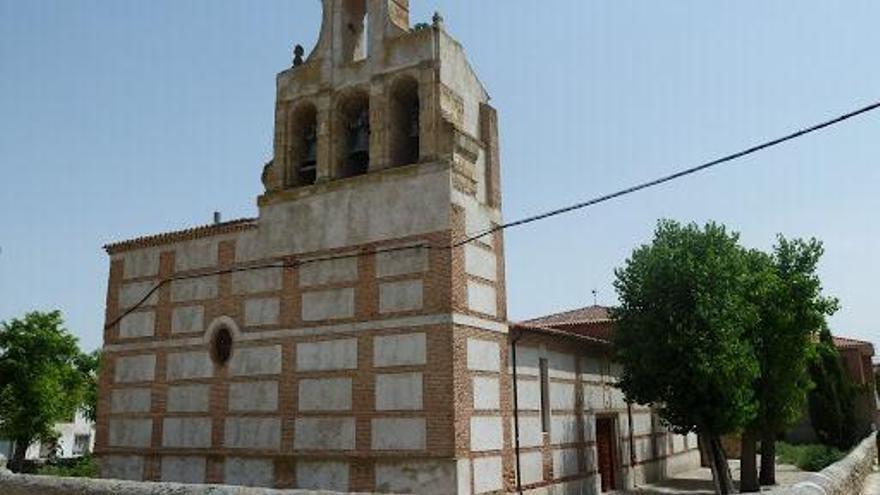 La torre de la iglesia de San Juan Bautista de La Bóveda de Toro será restaurada