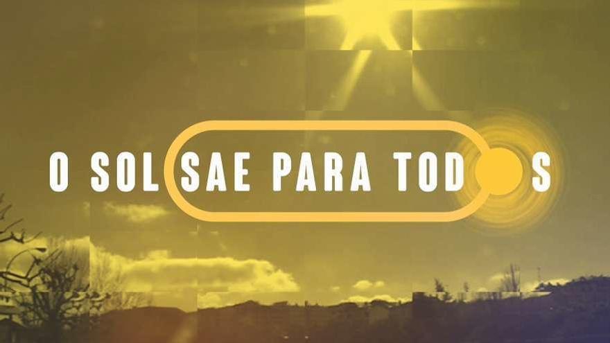 TVG estrena 'O sol sae para todos', un espacio de actualidad sobre la desescalada