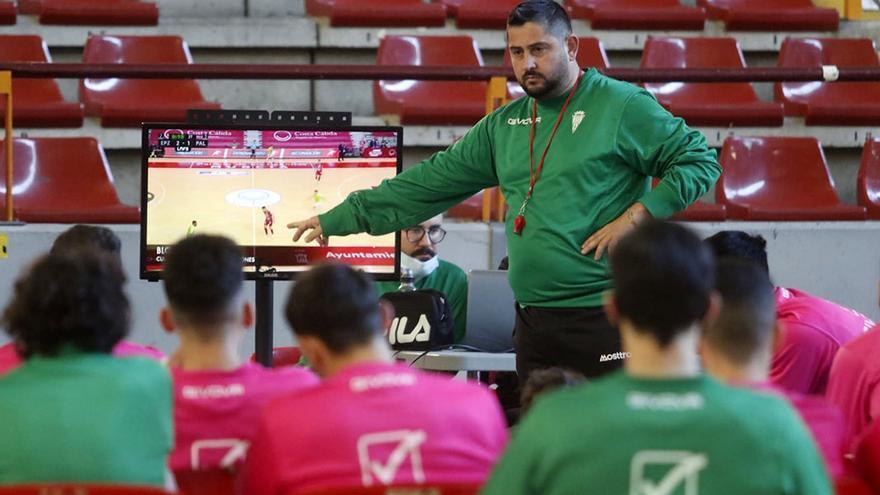 El Córdoba Futsal y su otro equipo: Santoro y Osuna, refuerzos