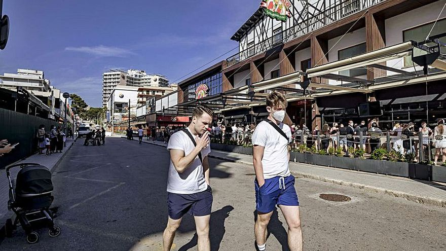 Inyección de 100 millones para renovar zonas turísticas maduras de Baleares