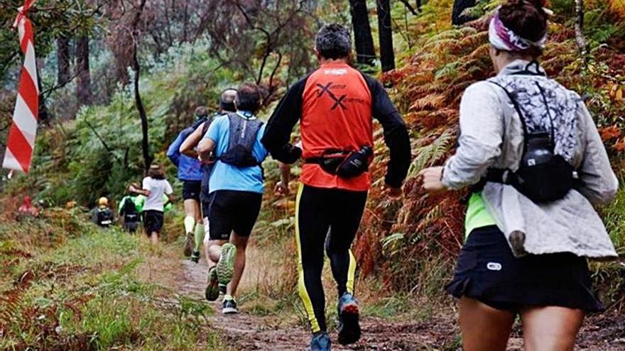 """Caldas apuesta por unas rutas para ser """"espacio trail running"""""""