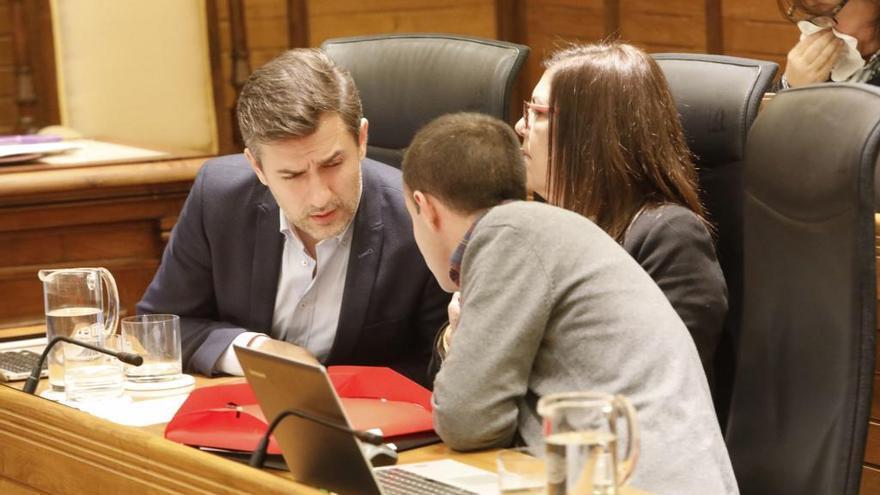 """La visita de Ábalos """"despejará las dudas sobre el compromiso del gobierno central con el plan de vías"""", según el PSOE"""