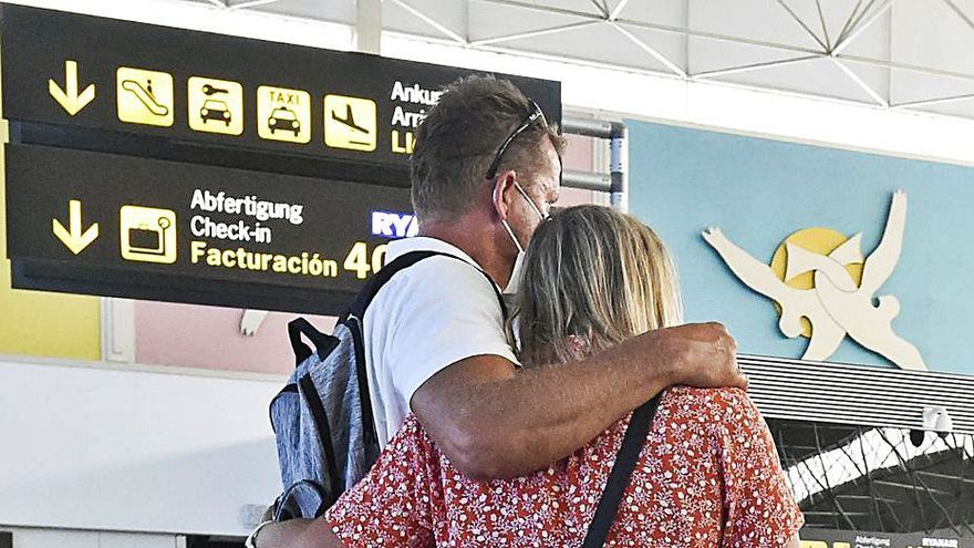 El turismo en Canarias estima facturar en dos meses el doble que en todo el pasado invierno