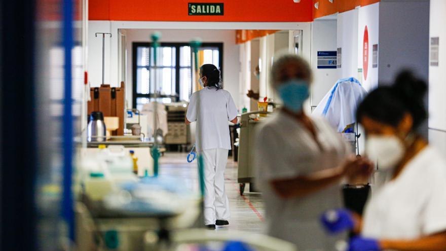 Los ingresados por coronavirus en Ibiza son ya más de 90