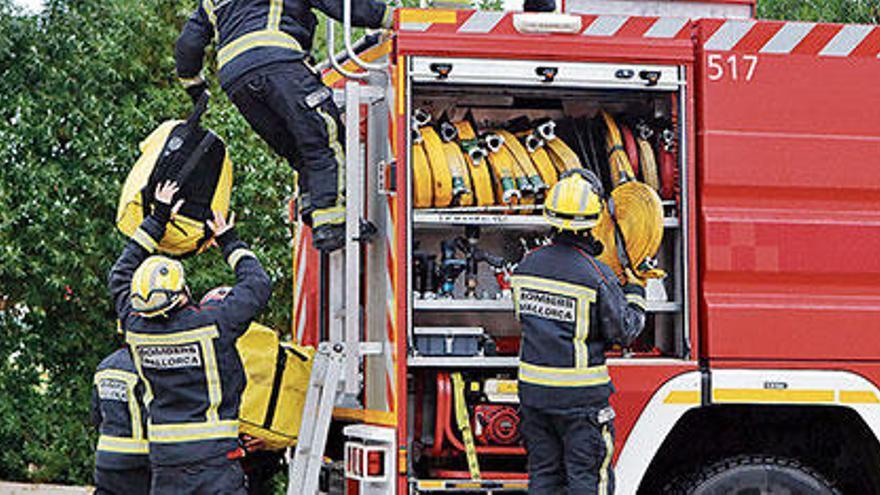 Wo es bei der Feuerwehr auf Mallorca brennt