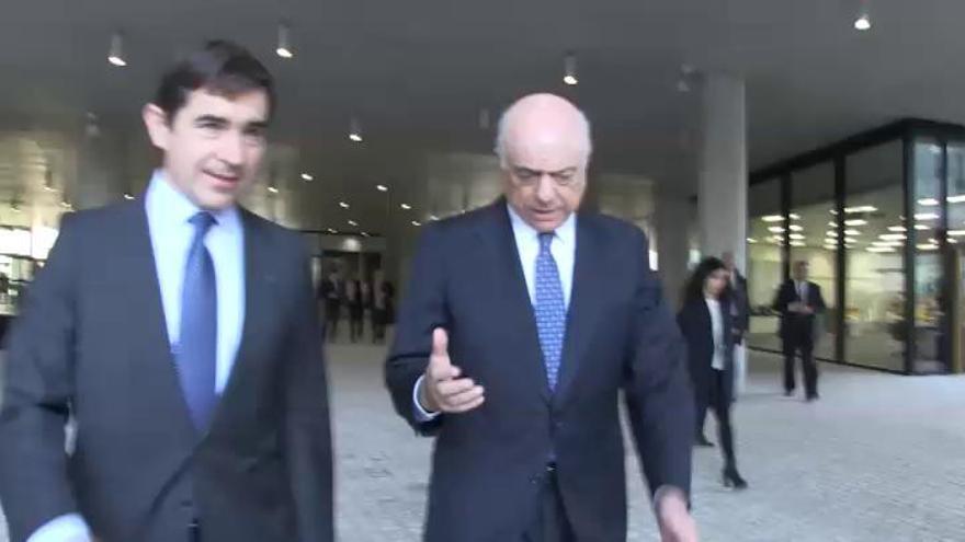 Carlos Torres sustituirá a Francisco González en la presidencia de BBVA