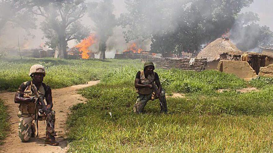 El Ejército de Nigeria rescata a 1.000 personas raptadas por Boko Haram