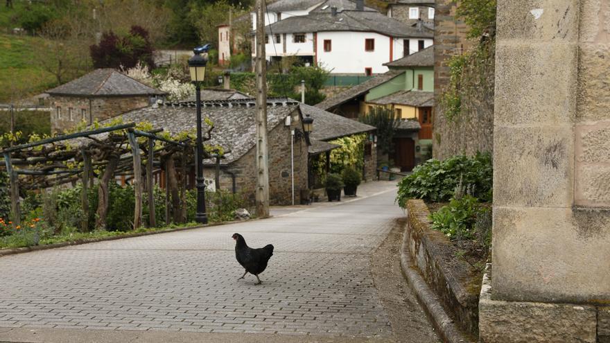 Así es la vida en Pesoz, el concejo que más habitantes perdió en los últimos 70 años