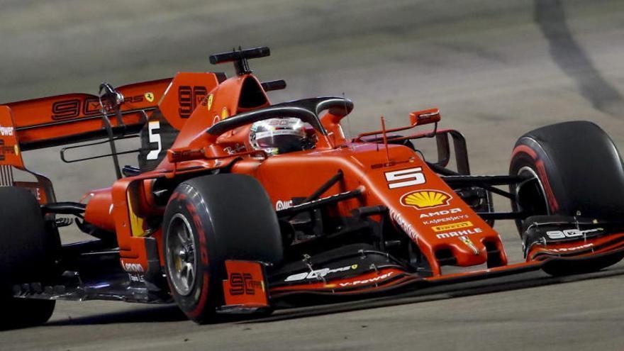 Horarios y dónde ver el GP de Rusia de F1