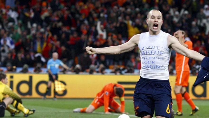 Los 10 grandes momentos del fútbol en la última década