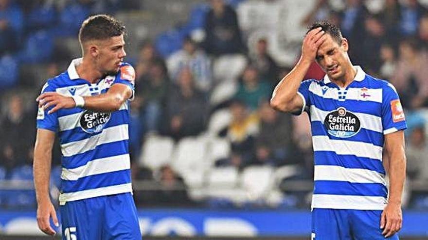 La defensa se queda en cuadro para Las Palmas sin Montero ni Lambro