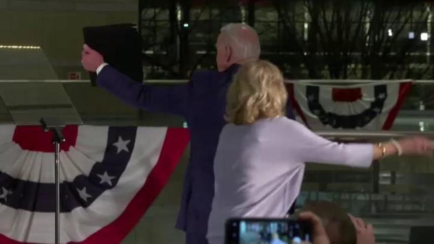 Sanders se hunde en Michigan y Biden acaricia la victoria en la carrera demócrata