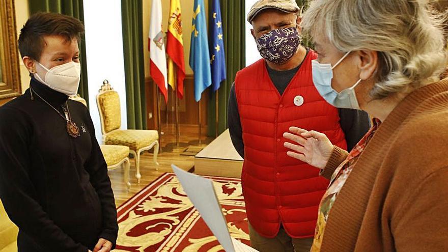 Despedida a la delegación por los Derechos Humanos en Colombia