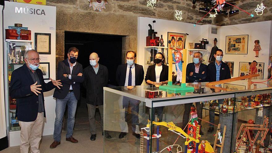 Lalín estrena su Museo do Xoguete y prevé abrir el de la Marioneta a finales de año
