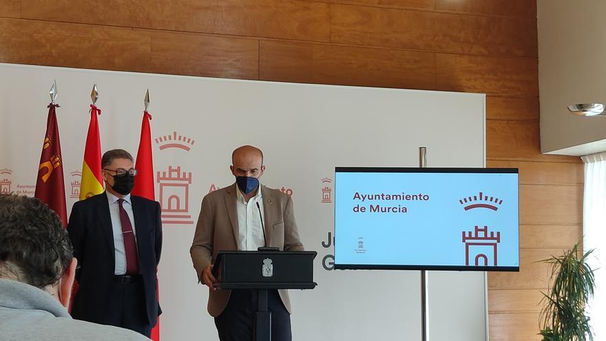 El dinero de los convenios supondría hipotecar cinco años de inversiones municipales en Murcia